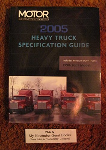 Heavy Truck Specification Guide