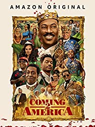 Coming 2 America - MOVIE