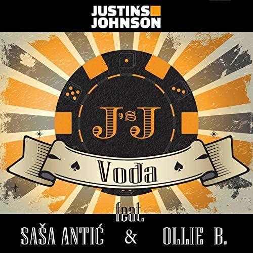 Justin'S Johnson feat. Saša Antić & Ollie B