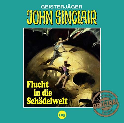 Tonstudio Braun,Folge 105: Flucht in die Schädelw: Flucht in die Schädelwelt.