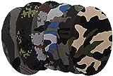 Toppe ovali in tessuto mimetico, per riparazioni su gomito e ginocchio, da applicare con ferro da stiro o da cucire, confezione da 12 pezzi