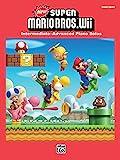 Nouveau Super Mario Bros. Wii: Piano Solo Intermédiaire / Avancé, Piano Book (Anglais) Broché - 1 Feb 2013
