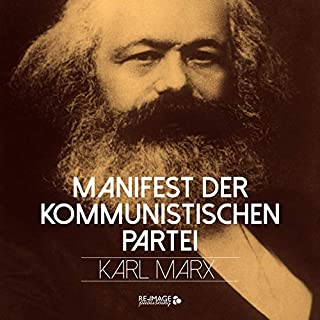 Manifest der Kommunistischen Partei Titelbild