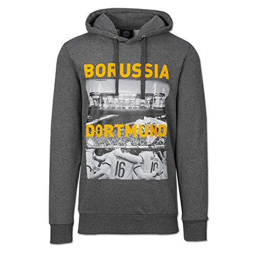 Borussia Dortmund BVB-Hoodie Erwachsene Exklusive Kollektion (XL)