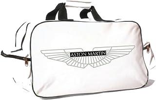 Aston Martinロゴダッフル旅行スポーツジムバッグバックパック