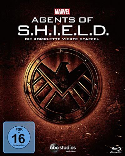 Marvel\'s Agents of S.H.I.E.L.D. - Staffel 4 [Blu-ray]