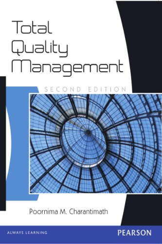 Total Quality Management (English Edition)