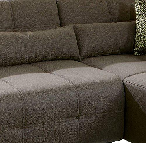 Ecksofa Couch –  günstig Cavadore Eckcouch Boogies kaufen  Bild 1*