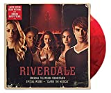 Riverdale Carrie The Musical Original Television Soundtrack Limited Edition Red color LP Vinyl [VG+/NM-Condition]