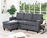 Sofa Sectional Sofa for Living Room Futon Sofa Modern Sofa Couches and Sofas Furniture Set Sofa Set Fabric Sofa Corner Sofa Upholstered Contemporary