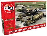 Airfix- Kit de modelismo, avión Eigth Air Force Resupply Set (Hornby A12010)