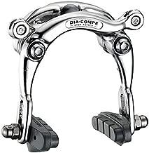 Dia Compe DC-750 Road Bike Brake Caliper // Rear // Center Pull // Silver
