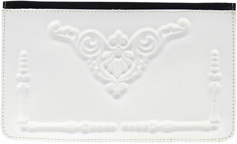 Handmade Designer Wallet  Vegan Luxury Women Bifold Wallet