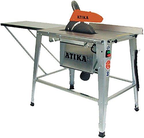 Atika - Sega circolare da tavolo, 3,0 kW, HT 315, 230 V