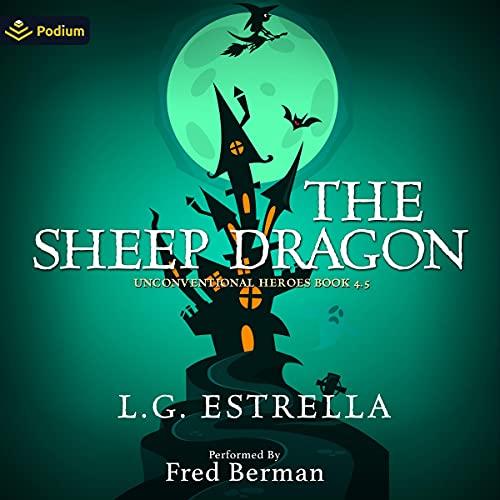 The Sheep Dragon cover art