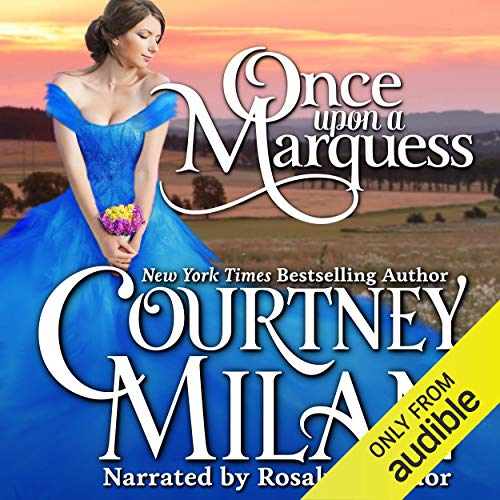 Once Upon a Marquess cover art