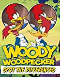 Woody Woodpecker Spot The Difference: Stunning Picture Puzzle Activity Books For Adults, Tweens