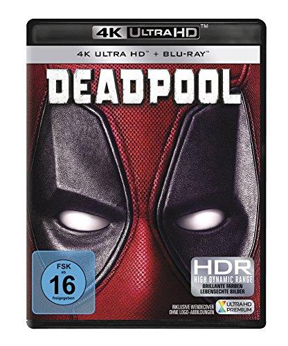 Deadpool (4K Ultra HD) (+ Blu-ray)