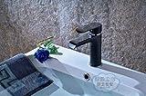 Rubinetto da cucina o da bagno Miscelatore per lavello Rubinetto Accenti cromati lucidi ve...