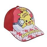 Cerd Gorra Pokemon Pikachu