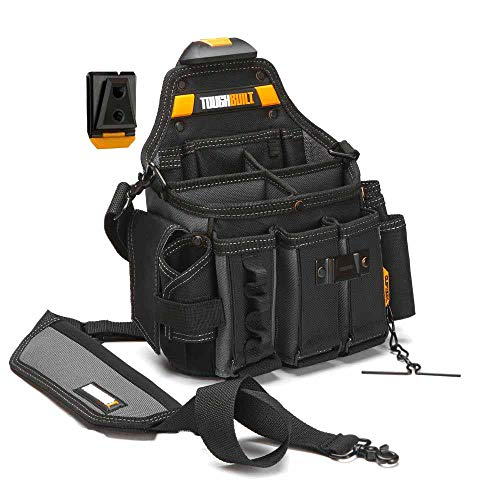 ToughBuilt - Master Electrician's Pouch with Shoulder Strap - (TB-CT-104)