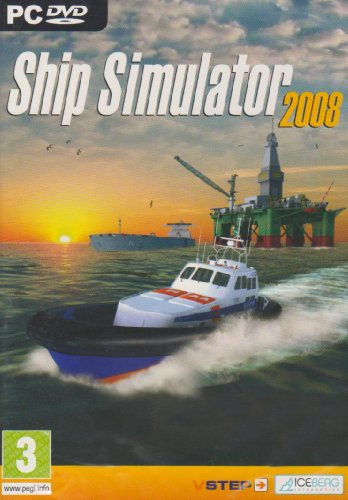 Ship Simulator 2008 (PC-DVD)