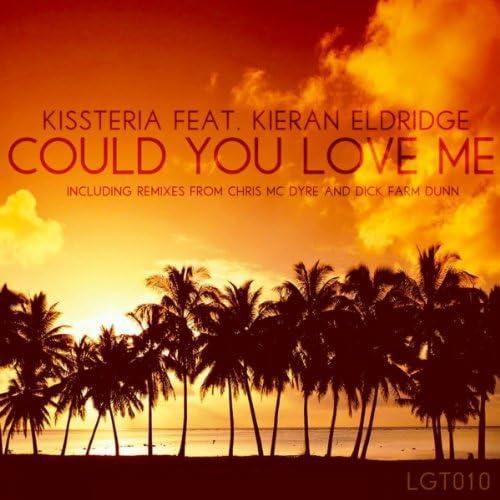 Kissteria Feat. Kieran Eldridge