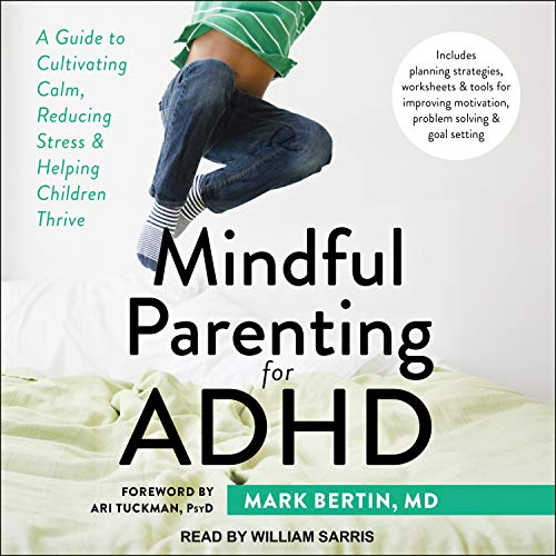 Mindful Parenting for ADHD cover art