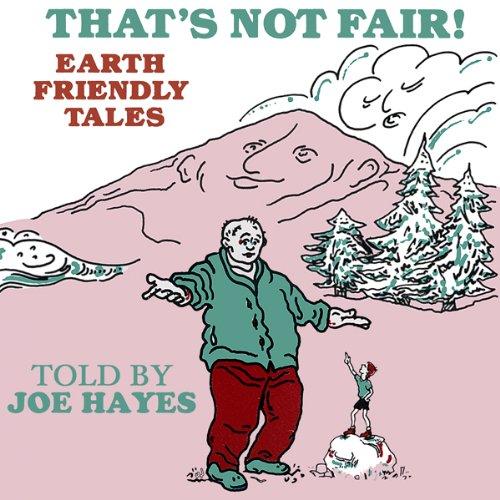 That's Not Fair! audiobook cover art