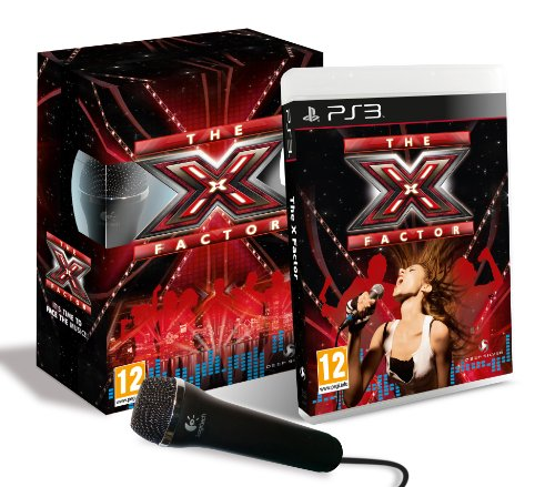 X-Factor : Dual Mic Pack (PS3) [import anglais]