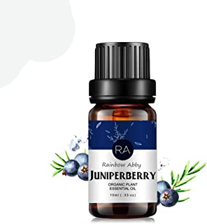 Juniperberry Essential Oil 10ml - 100% Pure Natural Aromatherapy Juniperberry Essential Oil for Diffuser, Humidifier