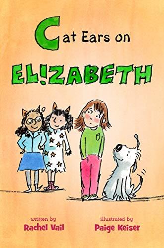 Cat Ears on Elizabeth (A Is for Elizabeth)