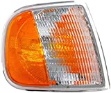 Dorman 1630261 Front Passenger Side Turn Signal / Parking Light Assembly for Select Ford Models