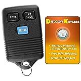 Discount Keyless Entry Remote Control Car Key Fob Clicker For Mazda 626 GQ43VT7T
