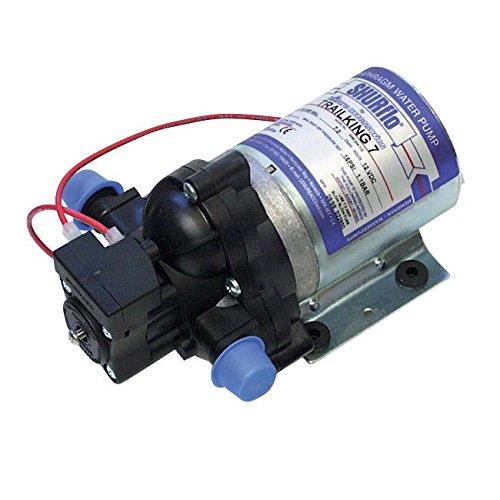 Shurflo waterpomp camper 7 liter 12 V 20 PSI zonder RACCORDI 2095-204-112