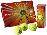 Callaway Superhot 55 Golf Balls, Prior Generation, (One...