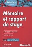 Mémoire et rapport de stage: Méthodologie approfondie