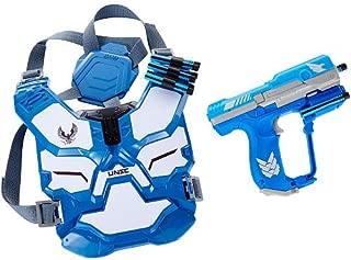 BoomCo HALO Spartan Assault Battle Armor Gear Set - BLUE