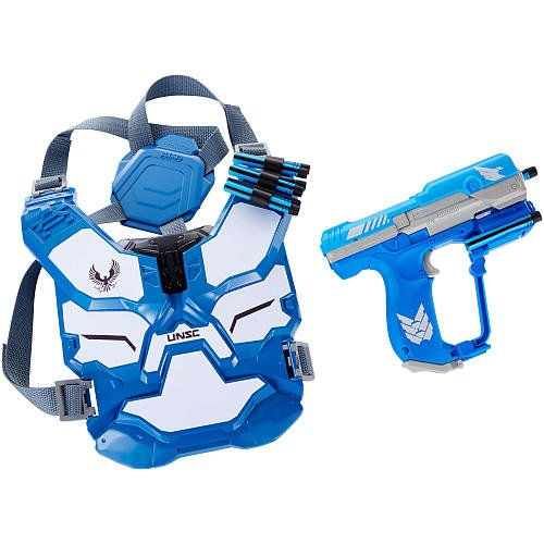 Amazon.com: BoomCo HALO Spartan Assault Battle Armor Gear ...
