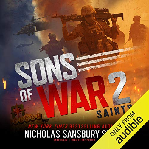 Sons of War 2: Saints cover art