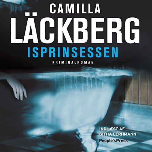 Isprinsessen audiobook cover art