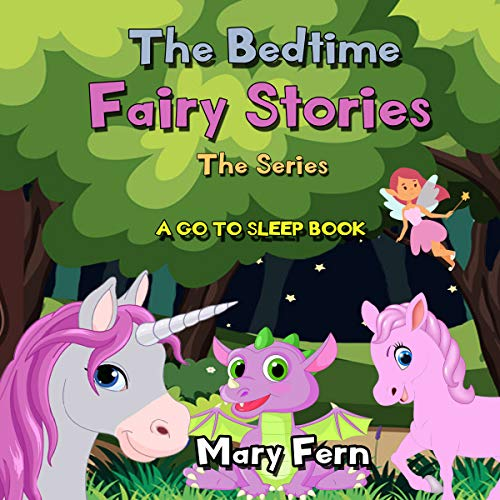 The Bedtime Fairies Story Books - Three Book Bundle cover art