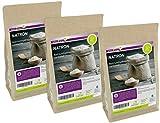Natron Pulver 6kg - Natriumhydrogencarbonat - 6000g XXL Vorrat - Backpulver - Natriumbicarbonat - Lebensmittelqualität - Backsoda
