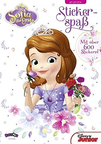 Sofia die Erste - Stickerspaß: Mit über 600 Stickern!