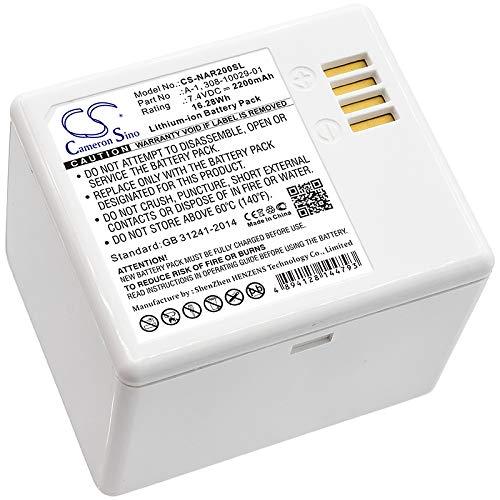 XPS Replacement Battery for Netgear Arlo Pro, Arlo Pro 2, VMC4030 Part NO 308-10029-01, 308-10047-01, A-1