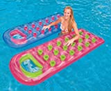 Intex 18-Pocket Suntanner Lounge Floating Lounger - (Set of 2) | 59895EP