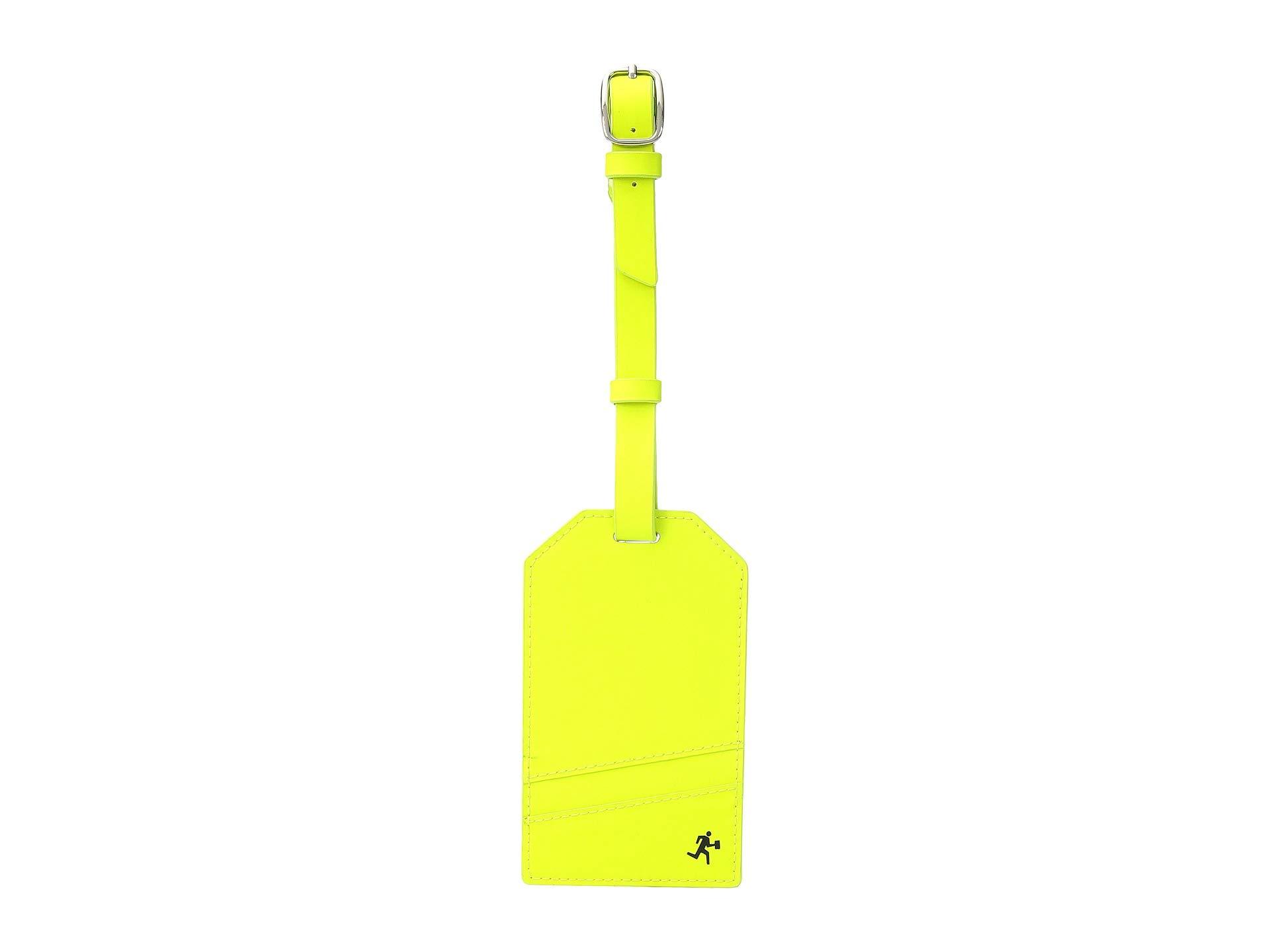 Essentiels Les Tag Want Neon Luggage Changi B4FnSRARq