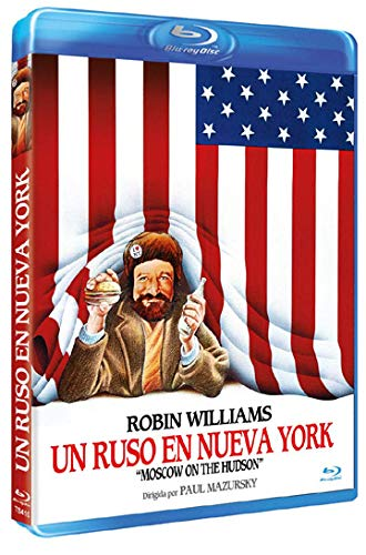 Moskau in New York / Moscow on the Hudson ( ) (Blu-Ray)
