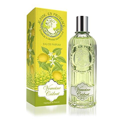 Jeanne in Provence Eau de Parfum, Eisenkraut, Zitrusfrüchte, 1x 125ml