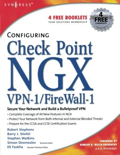 Configuring Check Point NGX VPN-1/Firewall-1 (English Edition)